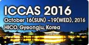 ICCAS 2016
